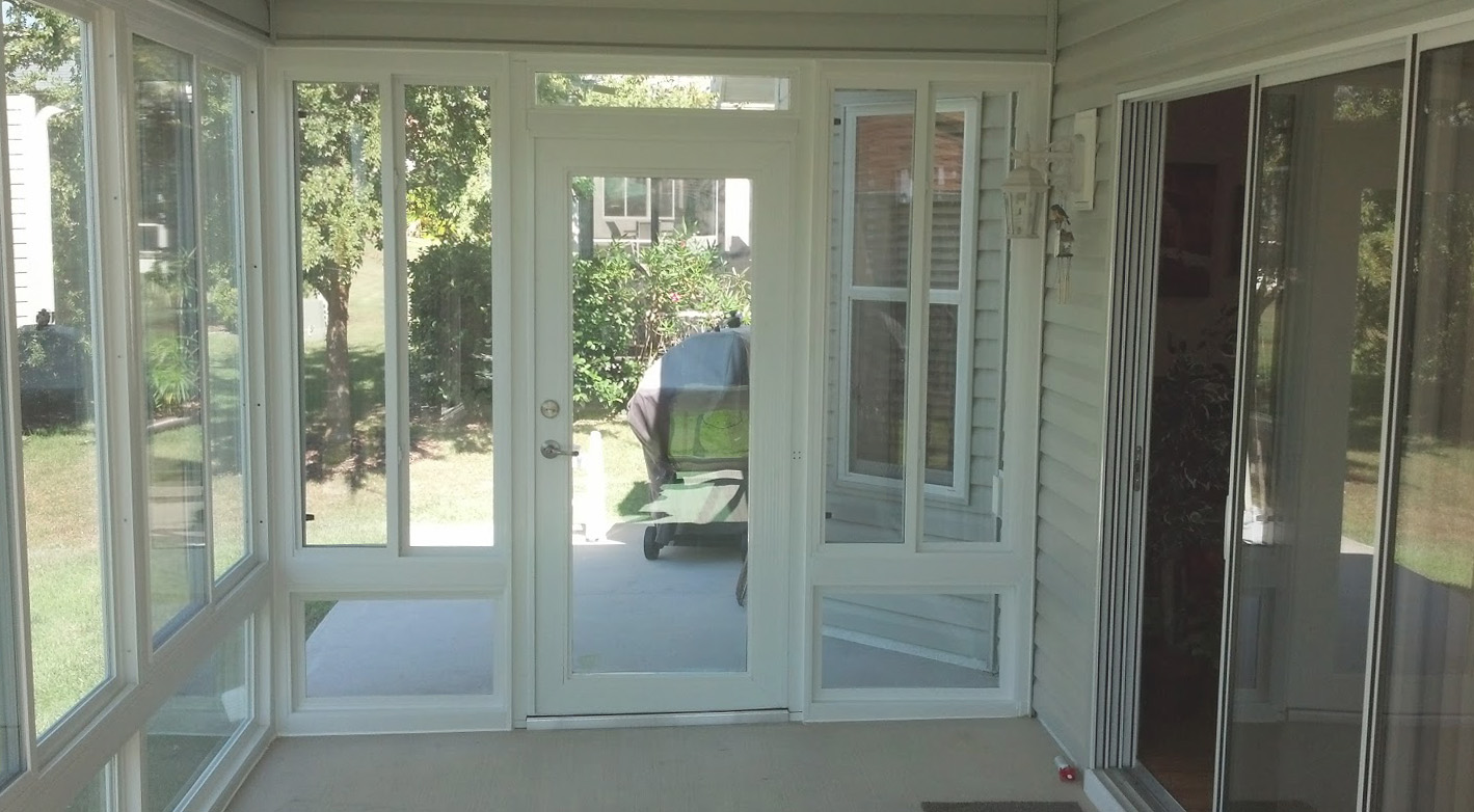 Windows of central florida for Single swing patio door