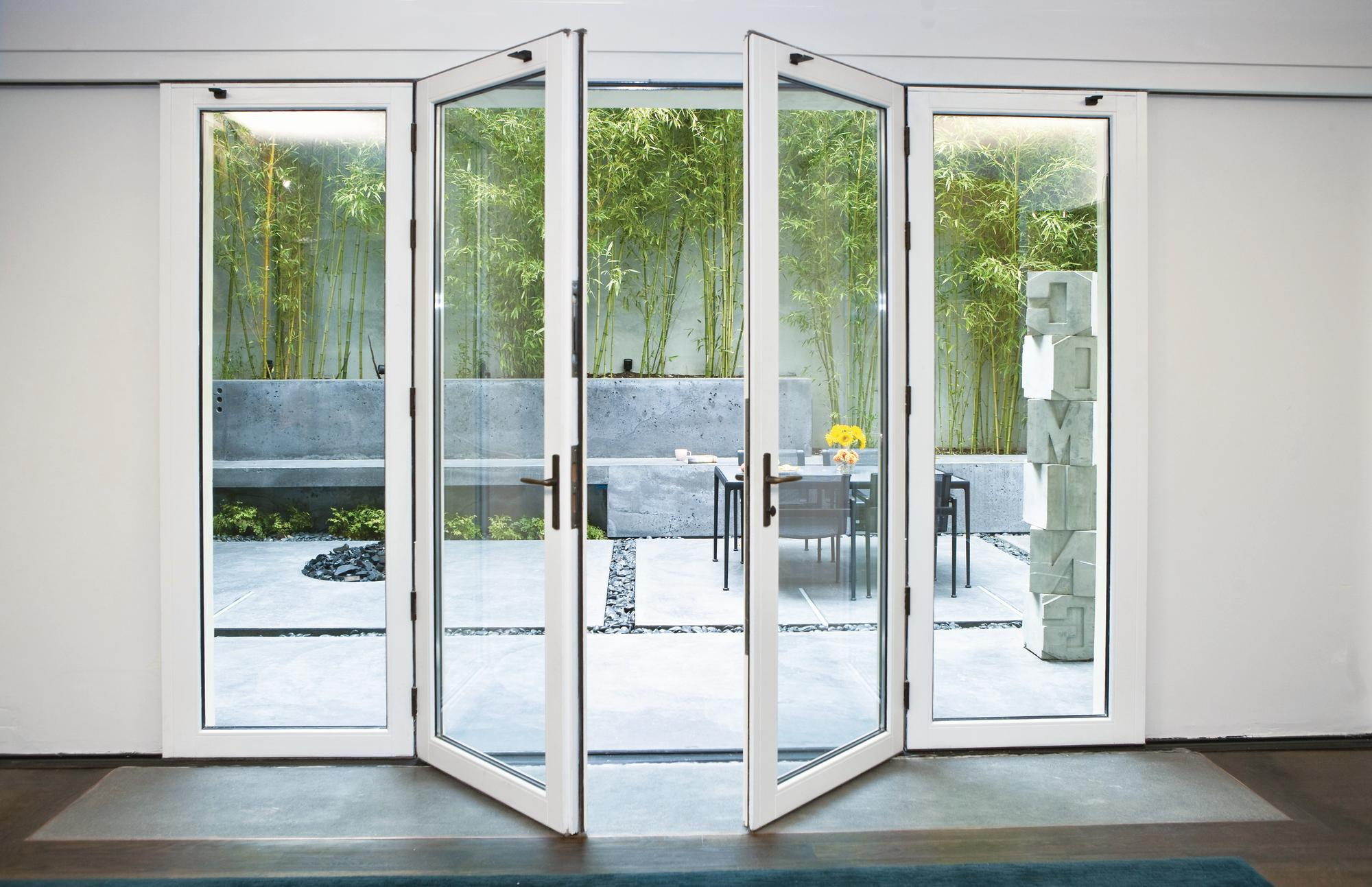 Windows of central florida for Single glass patio door